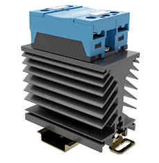 SSR-on-heatsink